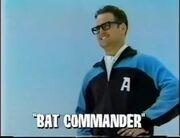 Aquabats in Color - Bat Commander
