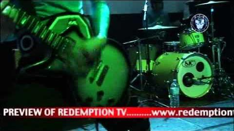The Aquabats live - Demolition Rickshaw - from Redemption TV