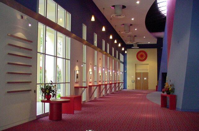 File:Lobby Of The Sugden Community Theatre.jpg