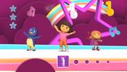 Nickelodeon Dance 2 Gameplay 2