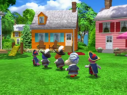 Backyardigans The Two Musketeers 59