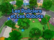 Les Mélodilous Les Policiers et Les Robots