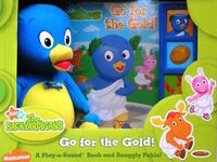 Backyardigans Go for the Gold!