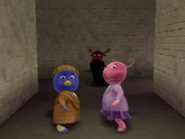 The Backyardigans Whodunit 41 Uniqua Pablo Tyrone