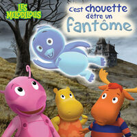 Les Mélodilous C'est chouette d'être un fantôme - iTunes Cover (Canada)