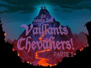 Les Mélodilous Le conte des Vaillants Chevaliers! (Partie 1)