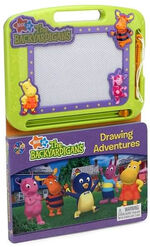 The Backyardigans Drawing Adventures