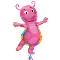 The Backyardigans Uniqua Mylar Balloon by Anagram