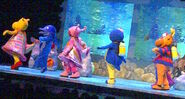 The Backyardigans Sea Deep in Adventure Lineup