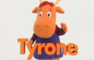 The Backyardigans Tyrone Walk-Around