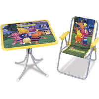 The Backyardigans Table and Chair Set by Multibrink