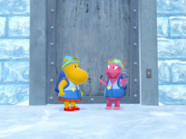 The Backyardigans The Snow Fort 16