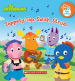 Tappety Tap Swish Strum Backyardigans Nick Jr. Book Club