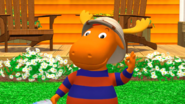 The Backyardigans Follow the Feather 2 Tyrone