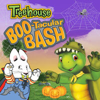 Treehouse Boo-Tacular Bash - iTunes Cover (Canada)