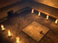 The Backyardigans Great Golden Pyramid Interior
