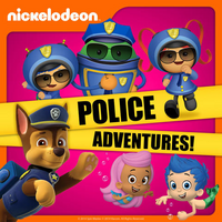 Nickelodeon Police Adventures - iTunes Cover (United States)