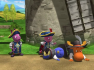 Backyardigans The Two Musketeers 29