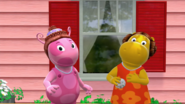 The Backyardigans - Break 1 Uniqua and Tasha