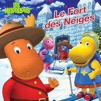 Les Mélodilous Le Fort des Neiges - iTunes Cover (Canada)