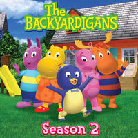 The Backyardigans Season 2 - iTunes Cover 2 (Canada)