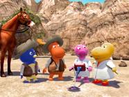 The Backyardigans Eureka! 22 Characters Cast