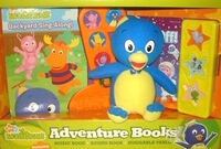 Backyardigans Adventure Books