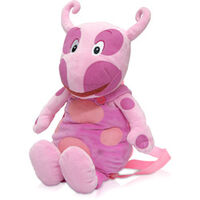 The Backyardigans Uniqua Plush Backpack by BBR