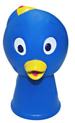 The Backyardigans Pablo Squeeze Toy by Multibrink