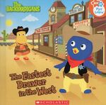 Fastest Drawer Backyardigans Nick Jr. Book Club