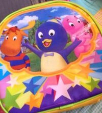 The Backyardigans Lunch Tote by Zak! Designs