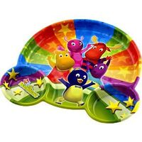The Backyardigans Divider Plate by Zak! Designs