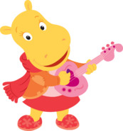 The Backyardigans Let's Play Music! Tasha 1
