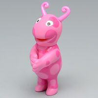 The Backyardigans Uniqua Agarradinho