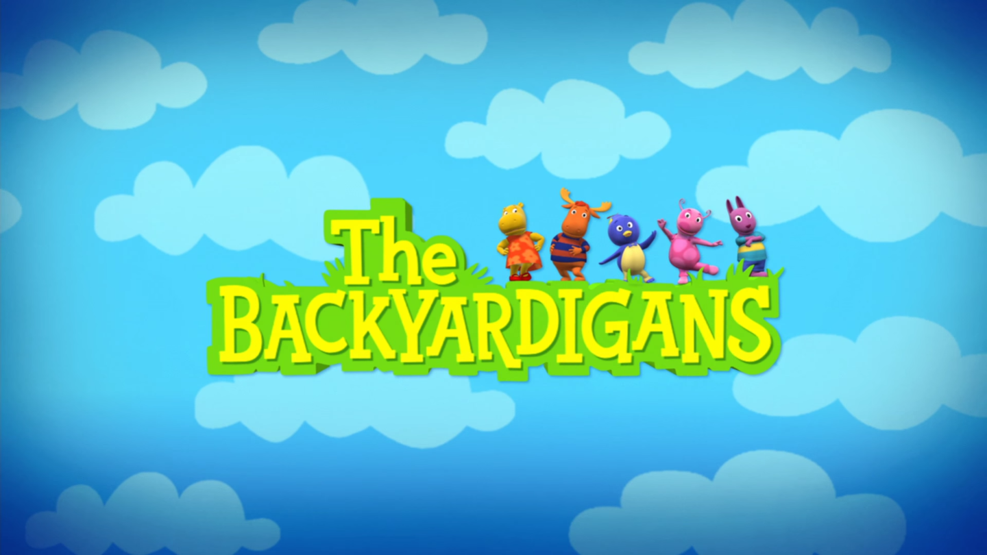 the backyardigans theme song the backyardigans wiki fandom powered by wikia. Black Bedroom Furniture Sets. Home Design Ideas