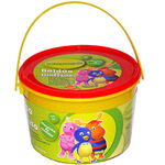 The Backyardigans Pail of Modeling Clay by Sunny