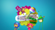 Nick Jr. Promo 2012 - Get Creative