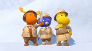The Backyardigans Follow the Feather 31