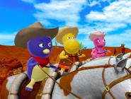 The Backyardigans Riding the Range 14