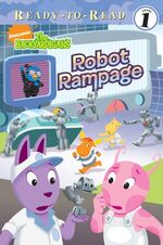 Robot Rampage Ready to Read