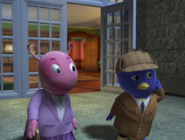 The Backyardigans Whodunit 24 Uniqua Pablo
