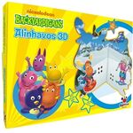 The Backyardigans Alinhavos 3D by Ciabrink