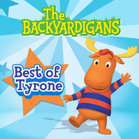 The Backyardigans Best of Tyrone - iTunes Cover (Canada)