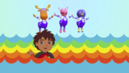 Nick Jr. Promo 2014 - Good Sports (The Amazing Splashinis)