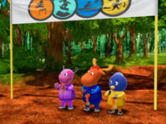 The Backyardigans Race Around the World 4