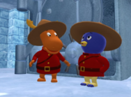 The Backyardigans The Snow Fort 15 Pablo Tyrone