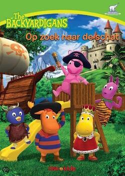 The Backyardigans Op zoek naar de schat Nederlands DVD