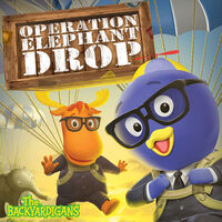 The Backyardigans Operation Elephant Drop - iTunes Cover (Canada)