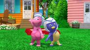 The Backyardigans - BDD 3 Uniqua and Pablo
