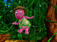 The Backyardigans Quest for the Flying Rock 12 Uniqua